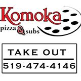 Komoka Pizza & Subs